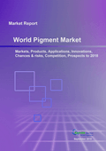 World Pigment Market